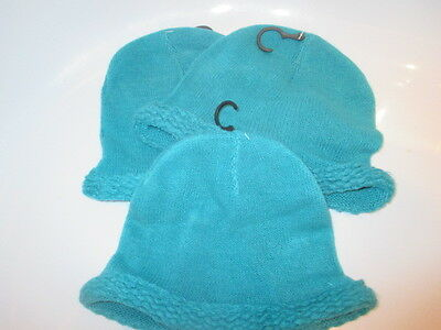 Hats Job Lot of 170 One Size Ladies Hats Turquoise Ideal Market Stall Car Boot