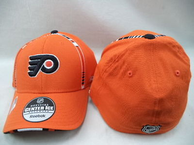 NHL Philadelphia Flyers FlexFit Ice Hockey Cap Hat