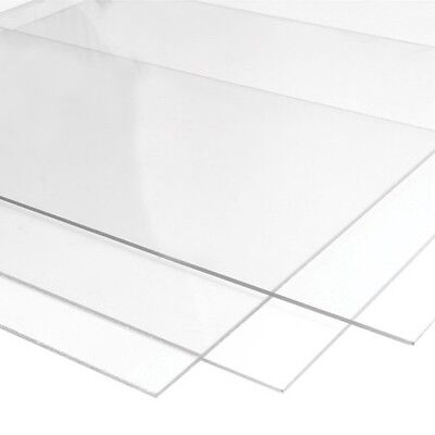 perspex acrylic panel A4 297mm x 210mm - [Clear 000]
