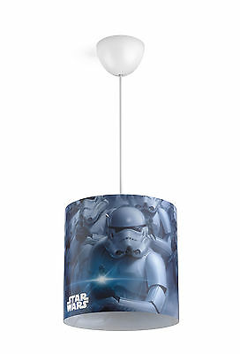 Philips Star Wars Stormtrooper Ceiling Lampshade Pendant Light Shade Boy Girl