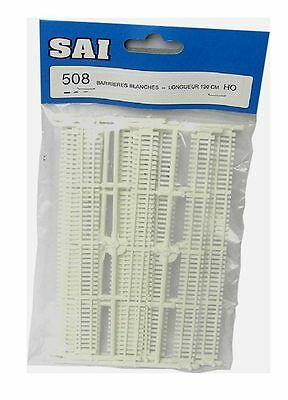 Maquette Ho 1/87 Sai 508 - Barrieres Blanches