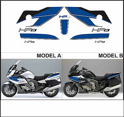 kit adesivi stickers compatibili k 1600 gt hp6