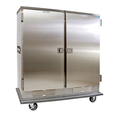 Cres Cor CCB-150 2 Door Mobile Banquet Heated Cabinet