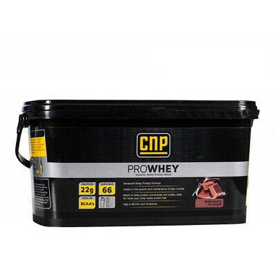 CNP PRO WHEY - 2KG - HIGH QUALITY PURE WHEY PROTEIN POWDER (All Flavours)