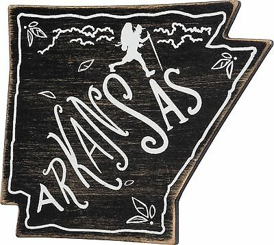 ARKANSAS Primitives by Kathy State Series Magnet