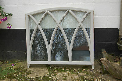 A FANTASTIC GOTHIC STYLE DOUBLE GLAZED WINDOW ref 497