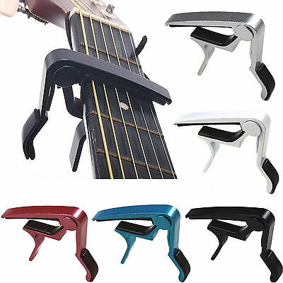 Guitar Capo Clamp for Electric and Acoustic Guitar Quick Trigger Release