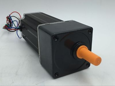 Nema23 Gear Stepper Motor Gearbox Ratio 5:1 10:1 20:1 50:1 Geared Speed Reducer