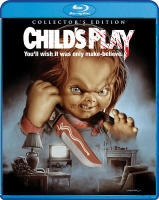 Child's Play (Collector's Edition) [New Blu-ray] Collector's Ed, Widescreen