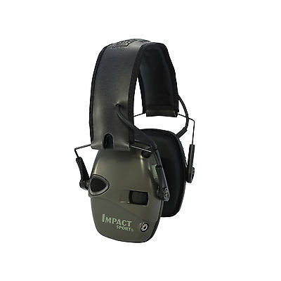 NEW Howard Leight Impact Sport Electronic Shooting Earmuff ~ R-01526