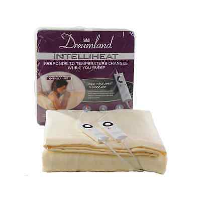Dreamland Intelliheat King Size Electric Overblanket - Free Shipping
