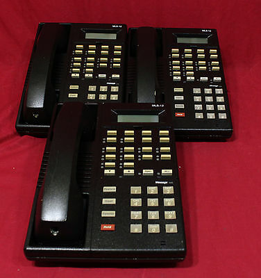 Avaya Partner MLS-12D Phone Lot of 3 (2 In Stock)