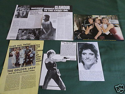 "Suzanne Danielle - Film Star -""clippings /cuttings Pack"""