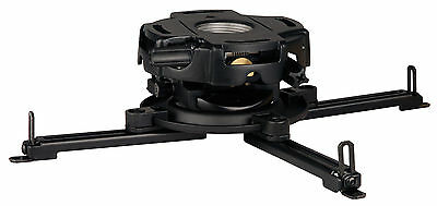 Peerless PRGS UNV Black Universal Projector Mount For Projectors Up To 22KG
