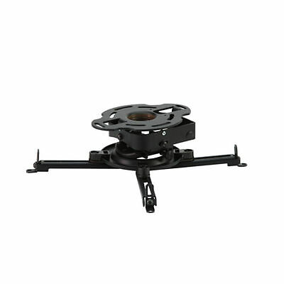 Peerless PRSS Black Universal Projector Mount For Projectors Up To 22KG