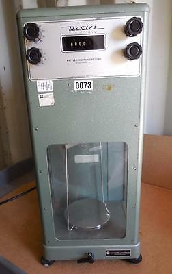 Mettler Industries Laboratory Scale Analytical Balance Machine 1000g Max B5C1000