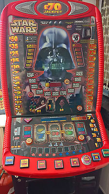 star wars the dark side fruit machine