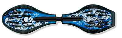 TheWave Waveboard Blue Skull