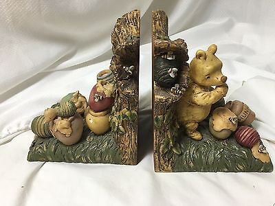 Winnie The Pooh Classic Book ends by Disney Collectible