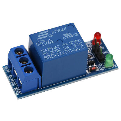 NEW 12V 1 Channel Relay Module Optocouple Board Shield For PIC AVR DSP ARM