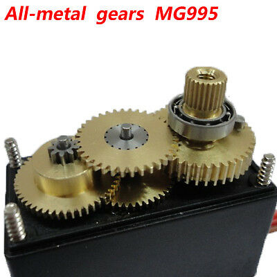 270 Degree High Torque Metal Copper Gears Servo Motor For DIY Robot Good Quality