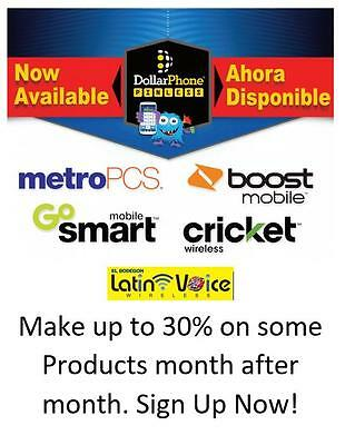 Cellphone Dealer Needed for Metro PCS Cricket Boost ATT Tmobile Web Portal