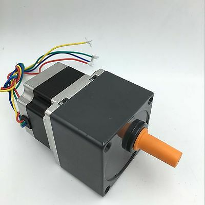 Nema23 Gearbox Ratio 5:1 10:1 20:1 50:1 L41MM Stepper Motor 4 Wire Reducer CNC