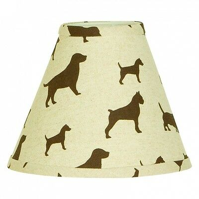 Cotton Tale Houndstooth Lamp Shade. Free Delivery
