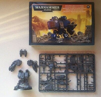 Warhammer 40K Space Marine Ironclad Dreadnought (Part-Built) - Fast Post