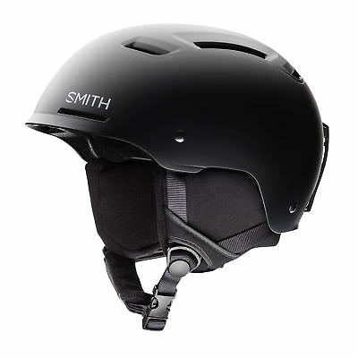 Smith Men's Pivot Snow Ski Helmet Matte Black