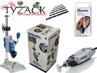 Dremel 3000 ROTARY MULTI TOOL POWER TOOL + 220 + 6pc Drill Bits + FREE 4486