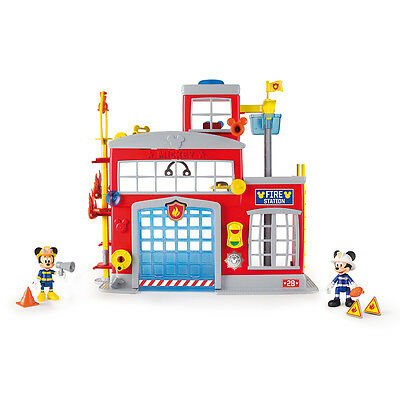 Mickey's Fire Station Playset