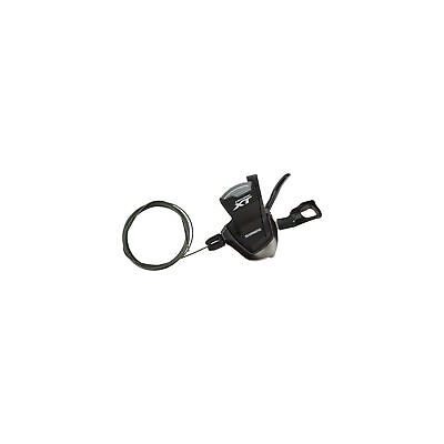 Shimano Deore XT M8000 2//3 x 11 Speed Trigger Shifters Set L+R w//Cable Black