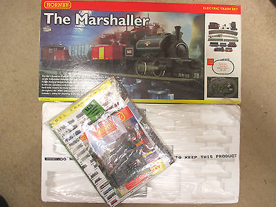 **empty Box** For Hornby R1017  'the Marshaller' Set. Excellent Inc. Trakmat Etc