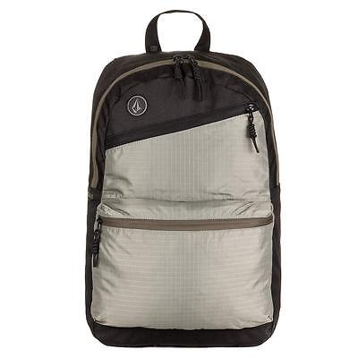 Volcom Academy Backpack Black Combo One Size