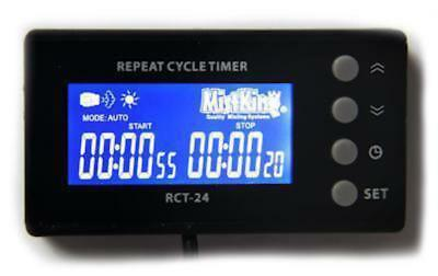 MistKing Repeat Cycle Timer