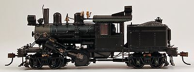 Bachmann HO Scale Train Steam Loco Climax DCC Equipped Painted, Unlettered 80604