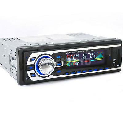 4 Channel Car Amplifier Bluetooth FM Transmitter MP3 Player with AUX Input