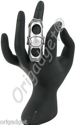 Articulated Ring Armour Gothic 2 Holes 246/2