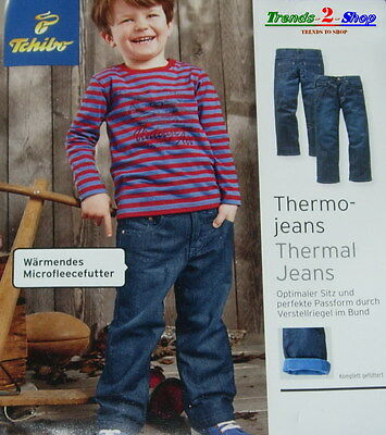 TCM Tchibo Thermo Jeans Trousers Winter padded Autumn denim