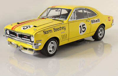 New Classic Carlectables Holden HT Monaro GTS 1972 Bathurst Norm Beechey 1:18