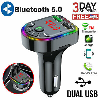 360° Rotating Car Seat Headrest Dual Mount Holder for Phone Tablet iPad Air 5 4
