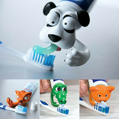 Cute Spread Heads Toothpaste Caps - Toothpaste Head