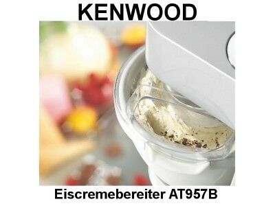 KENWOOD Eiscremebereiter für Major / Chef XL AT957B