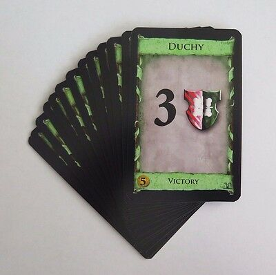 Dominion Replacement Duchy Card x 12