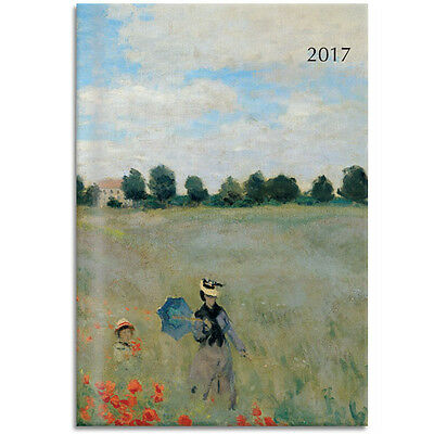 Monet 2017 A5 Diary NEW by Gifted Stationery