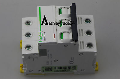 New Schneider small IC65N 3P D32A air circuit breaker switch