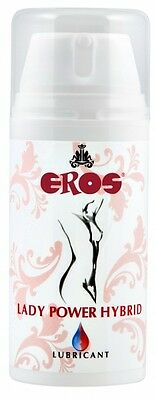EROS Lady Power Hybrid Silicone & Waterbased 100ml