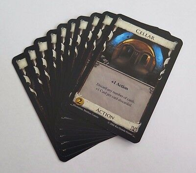 Dominion Replacement Cellar Card x 11
