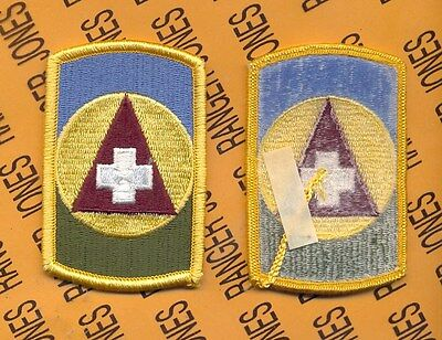 US Army 426th Medical Brigade dress uniform patch m/e